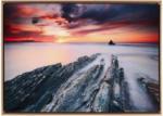 Möbelix Keilrahmenbild Sonnenuntergang