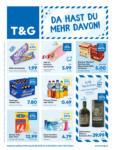 T&G T&G Flugblatt - bis 14.08.2020