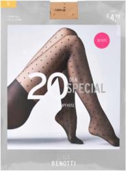 Damen Strumpfhose Special 20 DEN