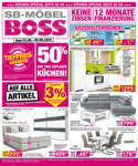 Möbel Boss Wochen Angebote - bis 09.08.2020