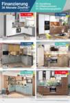 Möbelix Sensationelle Küchenrabatte - bis 14.08.2020