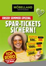 Unser Sommer-Spezial: Spar-Tickets sichern!