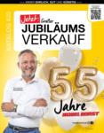 Möbel Borst Jubiläums Verkauf - bis 31.10.2020