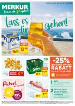 MERKUR Flugblatt 6.8. bis 12.8. Tirol