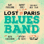Saturn Lost In Paris Blues Band