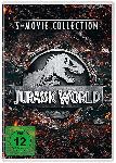 Saturn Jurassic World - 5-Movie Collection