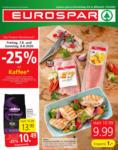 EUROSPAR EUROSPAR Flugblatt Oberösterreich - bis 19.08.2020