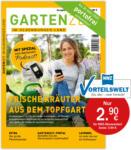 Nordwest-Zeitung NWZ Gartenzeit-Magazin - bis 31.12.2020