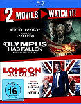 Saturn Olympus has fallen-Die Welt in Gefahr/London