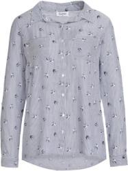 Damen Bluse mit Schwalben-Allover