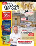 Möbel Borst Jubiläums Verkauf - bis 25.08.2020