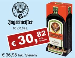 Jägermeister Mini Box