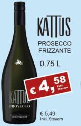 Prosecco Frizzante Kattus