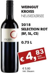 2018 Selection Rot (Blaufr., St. Laurent, Cab. Sauvignon)