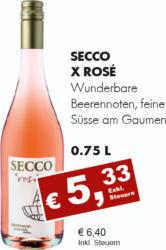 Secco X Rosé Frizzante