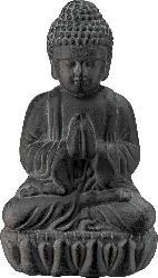 Dekorieren & Einrichten Keramik Buddha schwarz