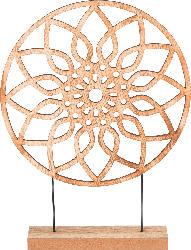 Dekorieren & Einrichten Holzaufsteller Ornament