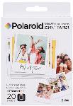 Saturn Zink Sofortbildfilm für Polaroid POP, 20 Aufnahmen
