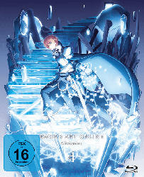 Sword Art Online - Alicization - 3. Staffel - Vol. 4 [Blu-ray]