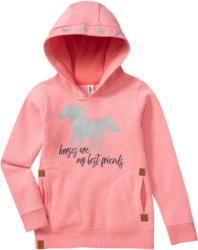 Mädchen Hoodie mit Pferde-Print (Nur online)