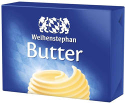 Weihenstephan Butter jede 250-g-Packung