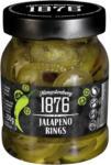 real Hengstenberg Hot Dog Gurken 370ml, Burger Chips oder Jalapeno Rings 250ml jedes 250-ml-/ 370-ml-Glas/185 g Abtropfgewicht - bis 15.08.2020