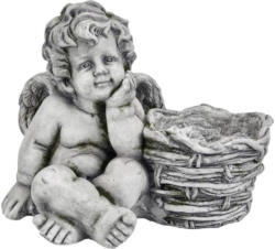 Pflanzenschale Engel