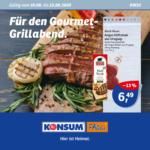 Konsum Dresden Wöchentliche Angebote - bis 15.08.2020
