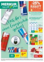 MERKUR Flugblatt 13.8. bis 19.8. Wien