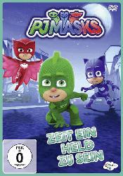 PJ Masks - Pyjamahelden - Zeit ein Held zu sein (Volume 1)