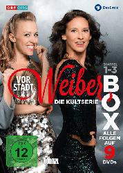 Vorstadtweiber: Die Kultserienbox