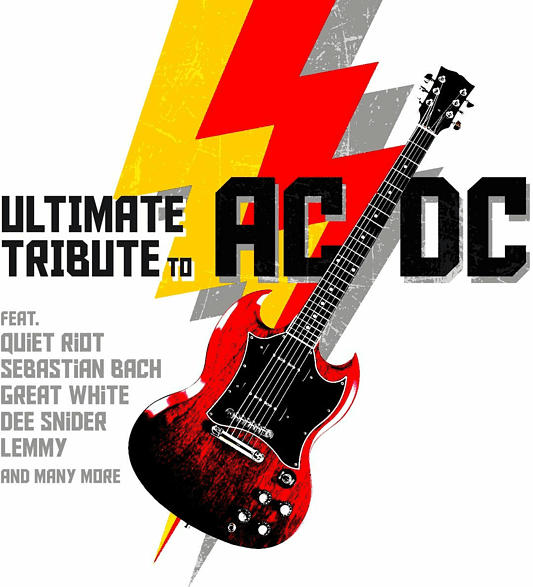 VARIOUS - Ultimate Tribute To Ac-Dc [CD]