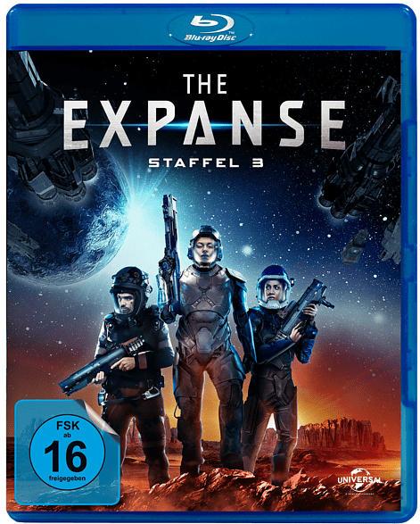 The Expanse-Staffel 3 [Blu-ray]