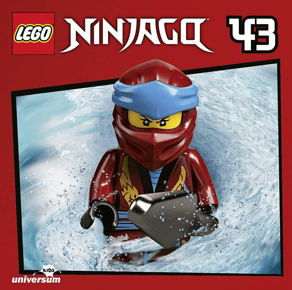 VARIOUS - Lego Ninjago (43) [CD]