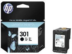 HP 301 Tintenpatrone Schwarz (CH561EE)