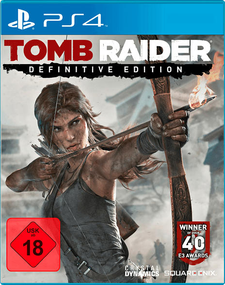Tomb Raider: Definitive Edition [PlayStation 4]