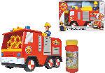 Media Markt SIMBA TOYS Feuerwehrmann Sam Seifenblasen Jupiter Seifenblasenmaschiene, Mehrfarbig