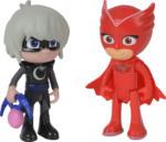 Media Markt SIMBA TOYS PJ Masks Figuren Set Eulette + Luna Actionfiguren, Mehrfarbig