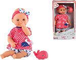 Media Markt SIMBA TOYS Babypuppe 30cm Puppe, Mehrfarbig