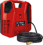 Media Markt EINHELL TC-AC 190/8 OF Set Kompressoren-Set, Schwarz/Rot