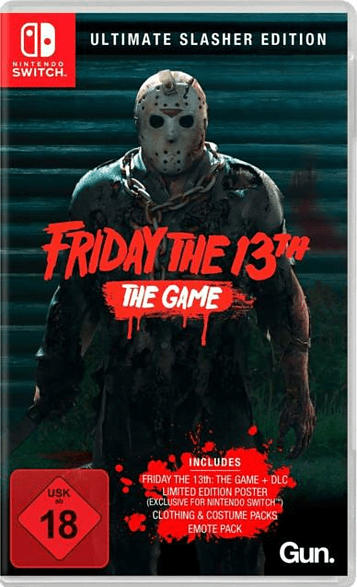 SW FRIDAY THE 13TH: THE GAME-ULTIMATE SLASHER EDIT [Nintendo Switch]