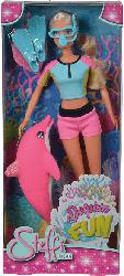 SIMBA TOYS SL Dolphin Fun Spielzeugpuppe, Mehrfarbig