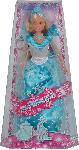 MediaMarkt SIMBA TOYS SL Ice Princess Spielzeugpuppe, Mehrfarbig