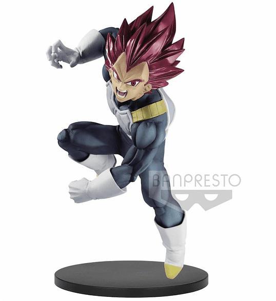 BANPRESTO Dragon Ball Actionfigur Super Sayan God Vegeta Special VII Actionfigur, Mehrfarbig
