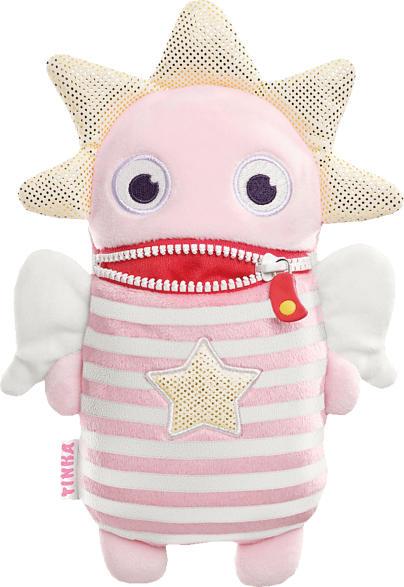 SCHMIDT SPIELE (UE) Sorgenfresser Tinka 23,5cm Edition Angels Plüschfigur, Mehrfarbig