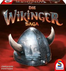 SCHMIDT SPIELE (UE) Die Wikinger Saga Brettspiel, Mehrfarbig