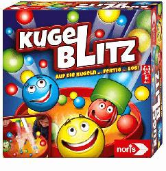 NORIS Kugelblitz Kinderspiel, Mehrfarbig