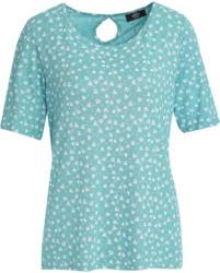 Damen T-Shirt mit Allover-Motiv