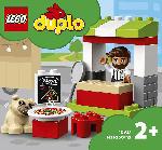 Media Markt LEGO 10927 Pizza-Stand Bausteine, Mehrfarbig
