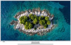 HITACHI U55K6100W LED TV (Flat, 55 Zoll/139 cm, UHD 4K, SMART TV)